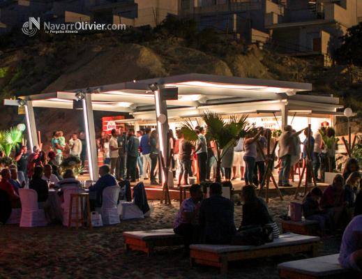 Beach Bar desmontable de temporada senses
