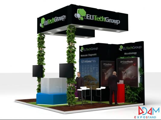booth design and building IFEMA Madrid