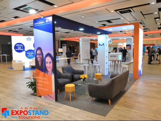 Spain booth supplier at hotels and congress