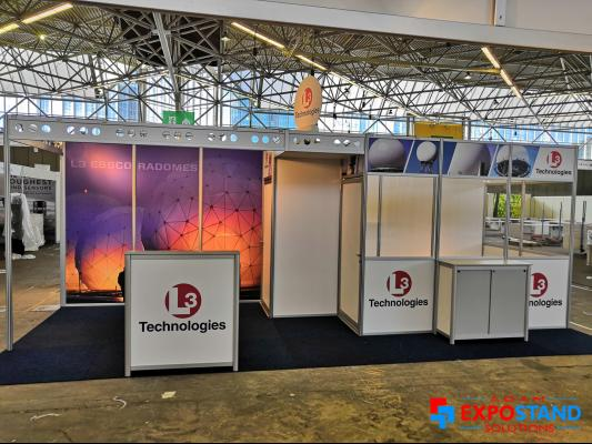 RAI Amsterdam booth buildup supplier