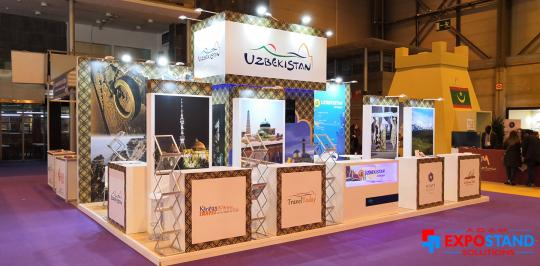 exhibition stands design IFEMA Madrid