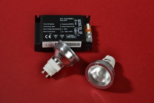 bombilla led con transformador electronico