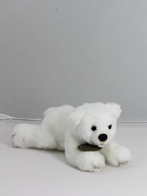 Peluches de calidad. Peluche oso polar mediano Oasis Decor