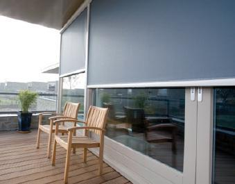 estores de exterior Wind Screen