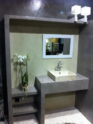Systemcement valencia for Muebles microcemento