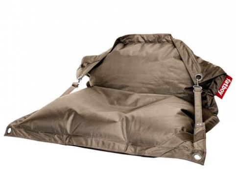 Puff Buggle-Up Taupe de Fatboy