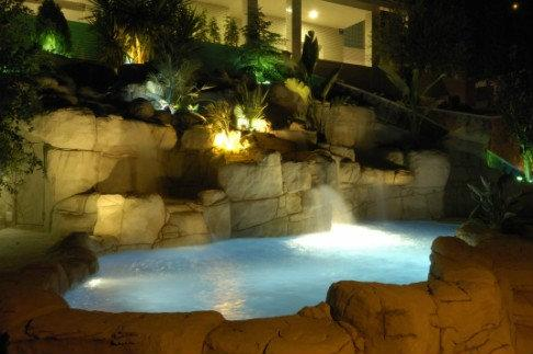 Piscinas de ensue�o y Spa