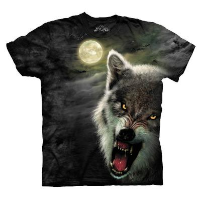 Camiseta The Mountain Night Breed