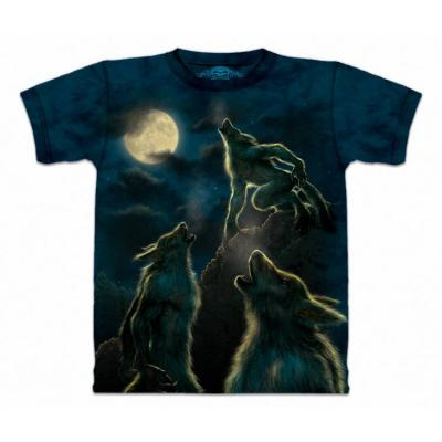 Camiseta The Mountain Tres Hombres Lobo