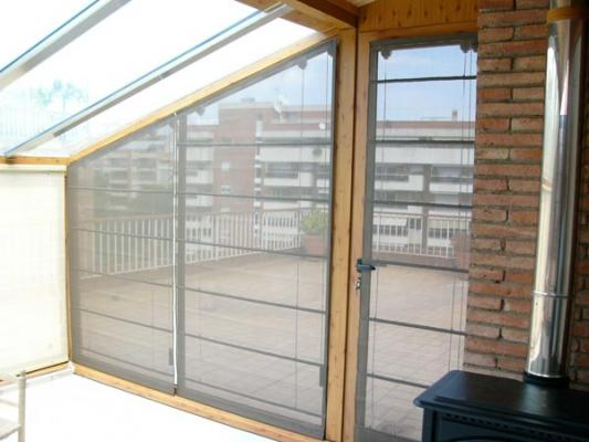 Cortinas Plegables