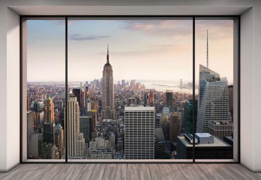 Fotomural de Pared de Nueva York, Penthouse, New York