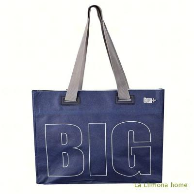 Bolsas multiusos. Bolsa multiusos bag plus extensible azul - La Llimona