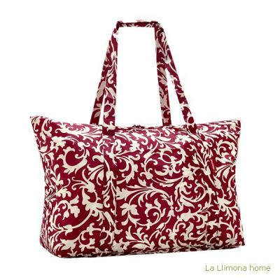 Reisenthel bolsa multiusos mini maxi shopper baroque ruby - La Llimona