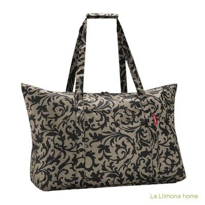 Reisenthel bolsa multiusos mini maxi shopper baroque taupe - La Llimona