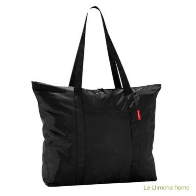 Reisenthel bolsa multiusos mini maxi shopper black - La Llimona