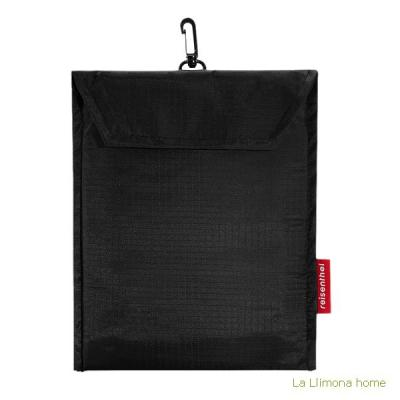 Reisenthel bolsa multiusos mini maxi shopper black 1 - La Llimona