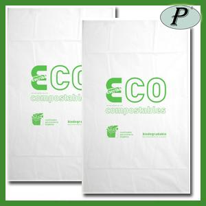 Bolsas ECO: biodegradables y compostables