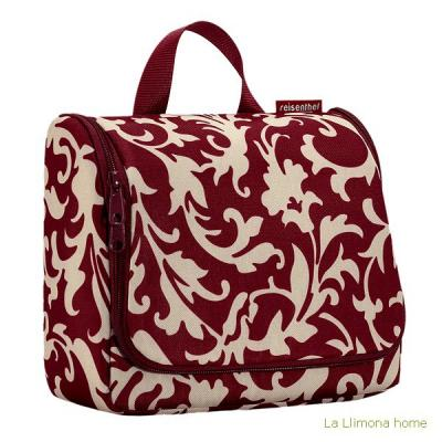 Reisenthel neceser bag baroque ruby - La Llimona