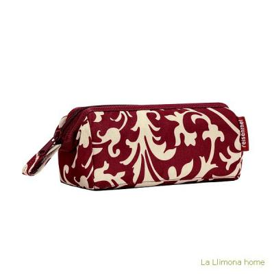 Reisenthel neceser travel cosmetic XS baroque ruby - La Llimona