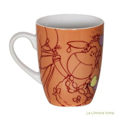 Nici tazas. Nici fancy mug Happy Birthday 1 - La Llimona