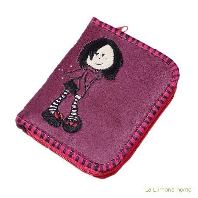 Nici peluches. Nici miss Moonville cartera rectangular - La Llimona