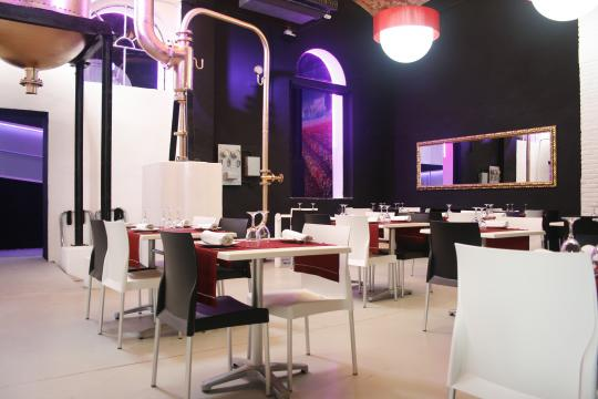 Zona chill out para restaurante 82631 - Muebles chill valladolid ...