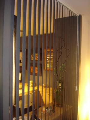 Vertical Antracita screen