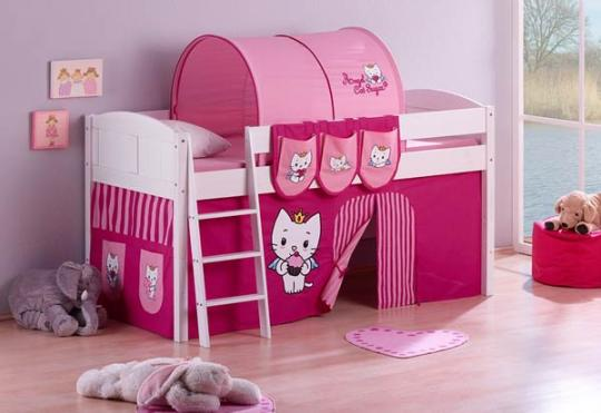 cama Semi Angel cat sugar