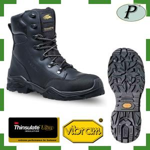 Bota de seguridad alta Thinsulate